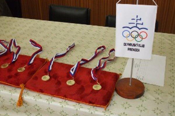 Zúčastnení žiaci prejavili dobré vedomosti z histórie i súčasnosti olympijského diania.