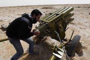 Zbrane z východnej Európy sa používajú v konflikte na blízkom východe.