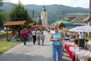 Jarmok má v Pečovskej Novej Vsi bohatú tradíciu.