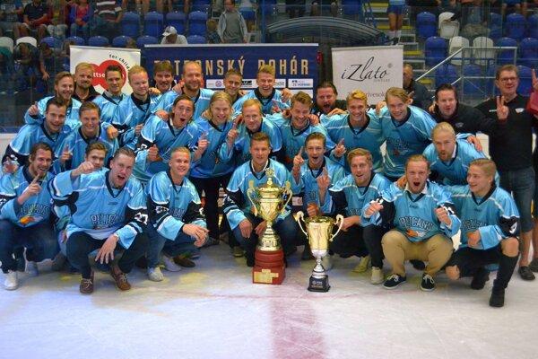 Víťazný tím Lahti.