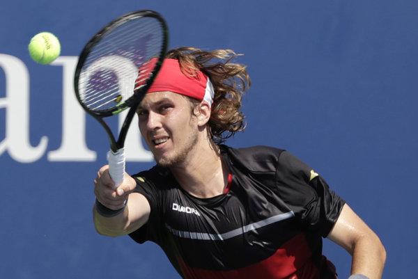 Lukáš Lacko nenastúpi v Davis Cupe proti Austrálii.
