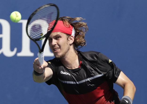 Lukáš Lacko zápas 1. kola vzdal a na US Open končí.