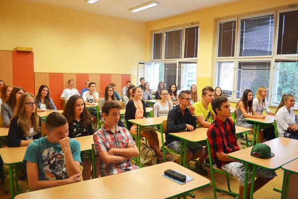 V novom školskom roku pribudne župným školám 5233 prvákov.