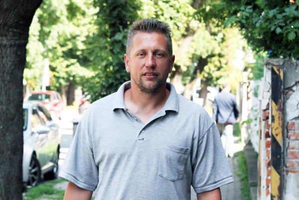 Jozef Jelšic, šéftréner prípraviek v FC Nitra.