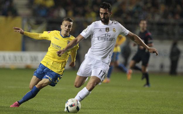 Álvaro Arbeloa (vpravo) hrával naposledy v Reale Madrid.