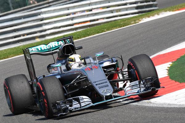 Lewis Hamilton by chcel zvíťaziť na VC USA.