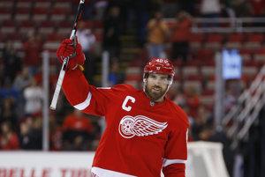 Zetterberg je kapitánom Detroitu i švédskej reprezentácie. Na Svetový pohár ale nepôjde.