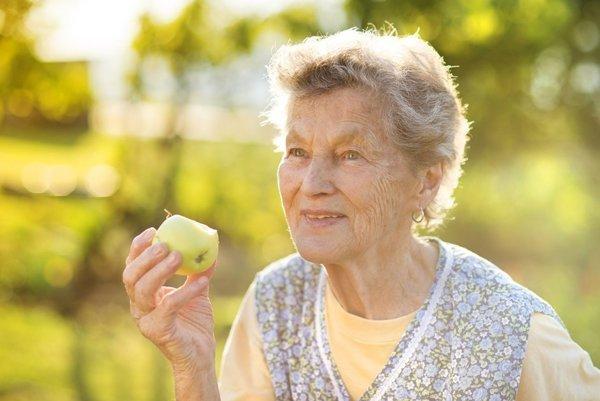 Sebestačnosť vo vyššom veku je dar. ILUSTRAČNÉ FOTO