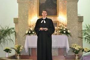 Jakub Pavlús, dnes už bývalý evanjelický kaplán vTuranoch.