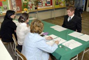 (Ne)spokojní učitelia? Vnovom školskom roku im vzrastú platy o6 percent.