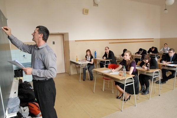 Strených škôl je v okrese Prievidza stále menej.