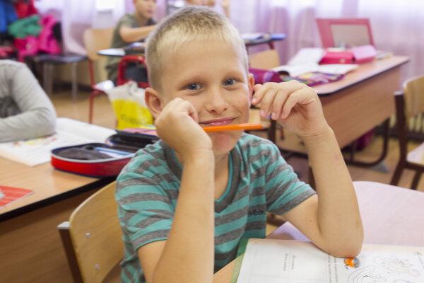 Školský rok sa začal dnes, 5. septembra.