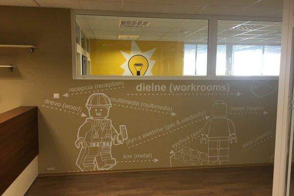 Na ZŠ Gaštanová dnes otvoria Centrum techniky.