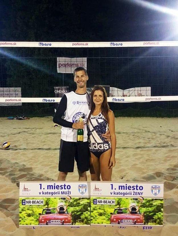 Celkovými víťazmi letného seriálu sa stali Miroslav Krajčík a Daniela Hradecká.