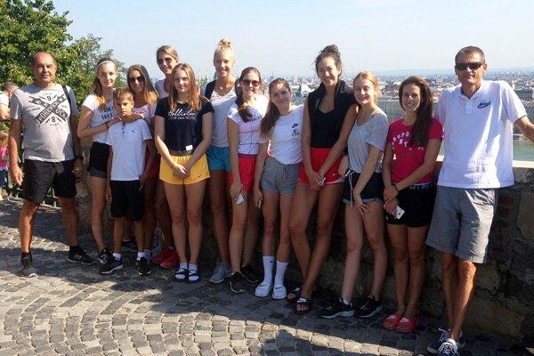 Basketbalistky Nitry vycestovali za súperkami do Budapešti.