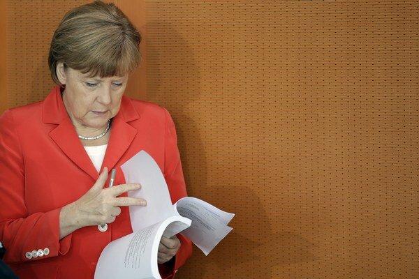Najmocnejšia žena je opäť Angela Merkelová.