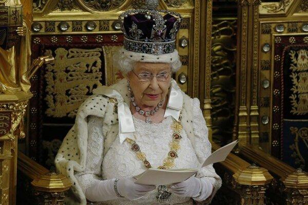 Kráľovná v parlamente