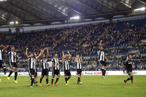 Juventus Turín žiadal 444 miliónov eur za odobratie titulu a preradenie do druhej ligy.