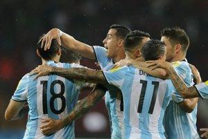 Argentínčania získali bod za remízu s Venezuelčanmi.