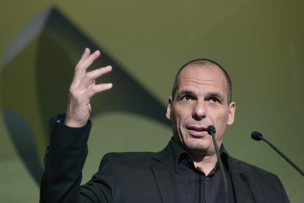 Grécky minister financií Yanis Varoufakis opäť raz provokoval svojimi ostrými vyhláseniami.