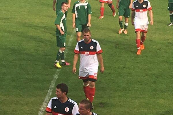 Derby zápas sa skončil spravodlivou remízou.