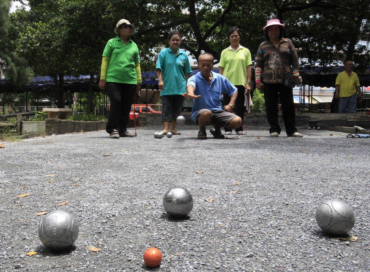 prievidzský park oživí nové petangové ihrisko