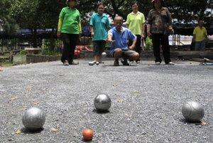 Petang môže hrať úplne ktokoľvek.