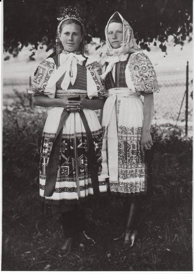Teplanky počas prvej polovice 20. storočia.