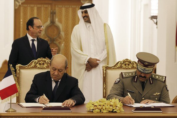 Saudská Arábia pozvala francúzskeho prezidenta Francoisa Hollanda do Rijádu na rozhovory o regionálnych otázkach s lídrami arabských štátov Perzského zálivu.