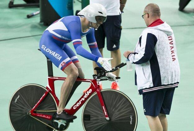 Jozef Metelka získal v Riu de Janeiro zlatú aj striebornú medailu.