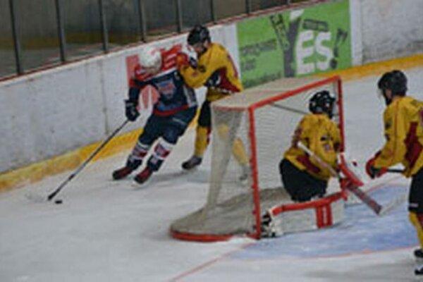 Hokejisti zakončili svoju púť vo štvrťfinále play-off.