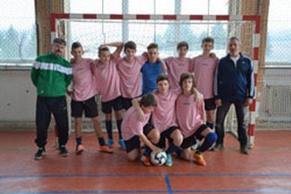 Bánovce vyhrali turnaj.
