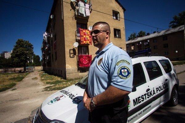 Evidenciu priestupkov zabezpečí mestská polícia.
