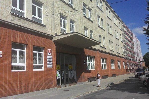 Stredná odborná škola vPartizánskom.