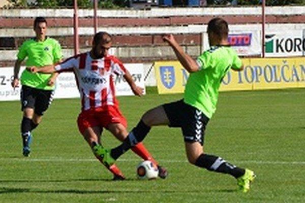 Vahagn Militosyan strelil za tri minúty dva góly, v druhom polčase mal dokonca hetrik na dosah.