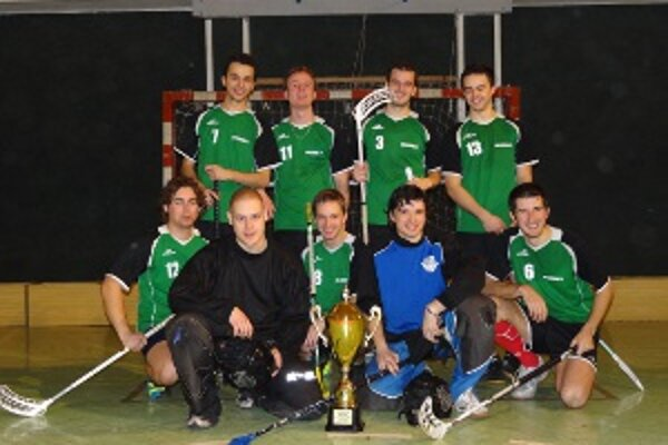 Víťaz druhého ročníka kanianskeho florbalového turnaja APZ Bratislava.