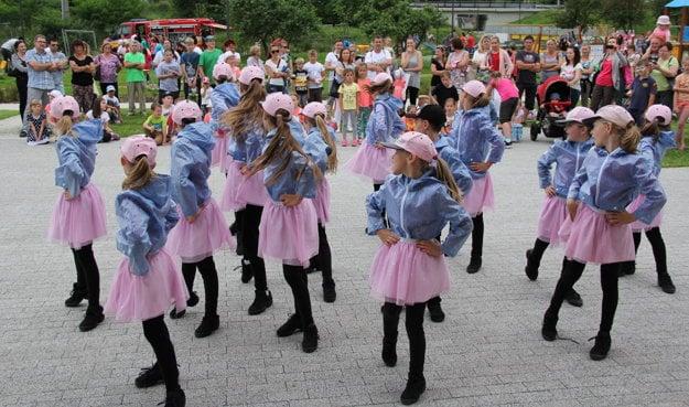 Park v Chrenovci-Brusne dokončili vlani, organizujú v ňom mnohé podujatia.