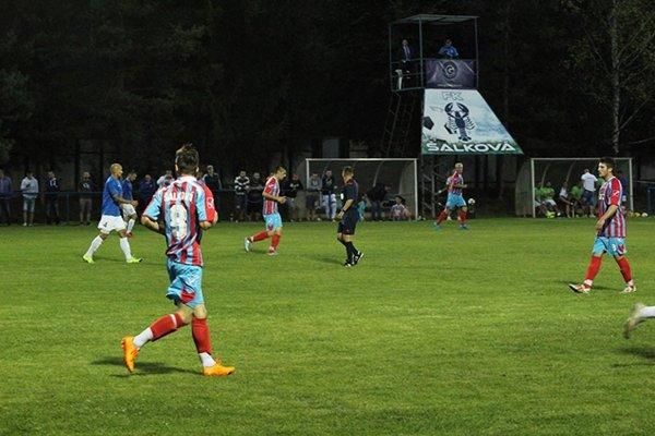 Futbalisti FC Nitra budú hrať v Šalkovej v stredu od 19.00 h pod umelým osvetlením. Domáci tím je účastníkom IV. ligy, sídli v najvýchodnejšej mestskej časti Banskej Bystrice.