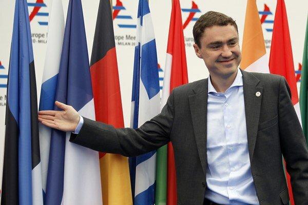 Estónsky premiér Taavi Roivas.