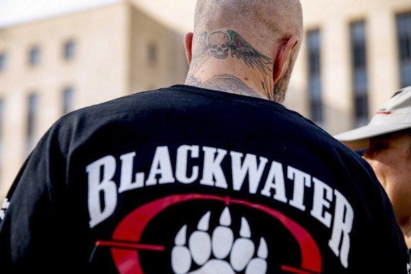 Na súd sa prišli pozrieť aj bývalí zamestnanci Blackwateru.