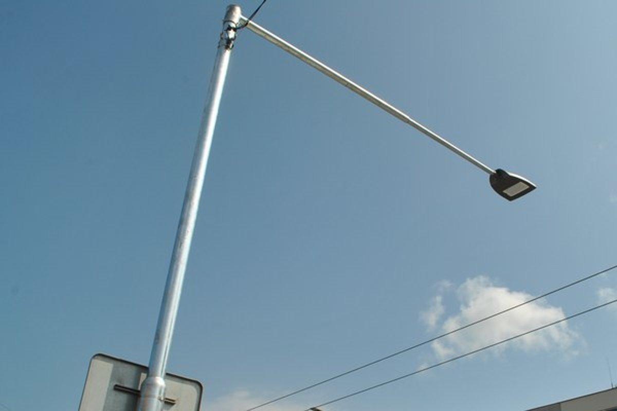 9300067d7 Verejné osvetlenie v Michalovciach naďalej modernizujú - Korzár SME