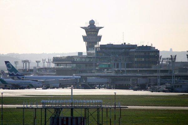 Letisko Paríž-Orly.