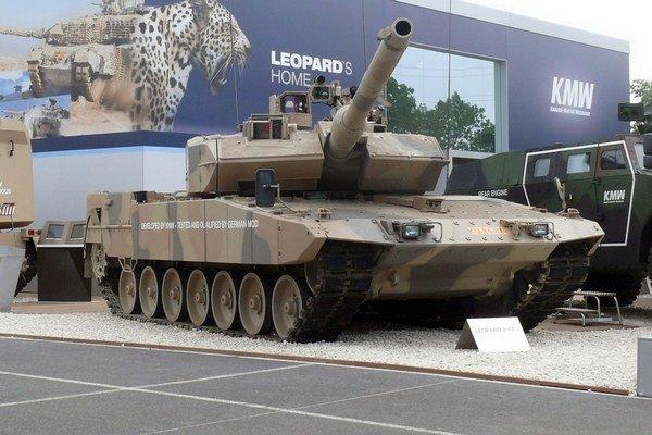 Tank Leopard 2.
