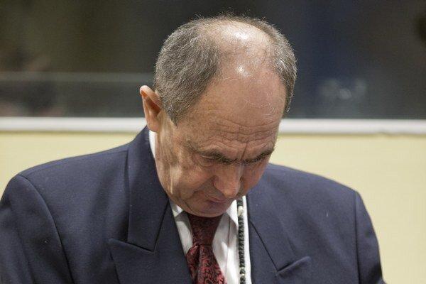 Medzinárodný súdny tribunál v Haagu vyniesol rozsudok nad Zdravkom Tilimirom, bývalým zástupcom veliteľa bosniansko-srbskej armády.