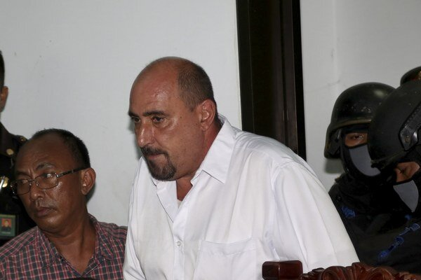 Odsúdený Serge Atlaoui.