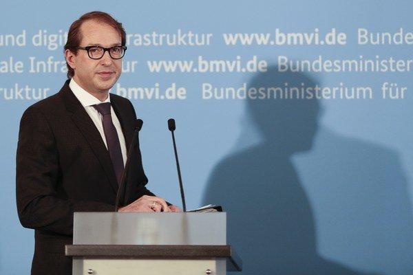 Alexander Dobrindts sa stretol s predstaviteľmi Nemeckej asociácie leteckého priemyslu.