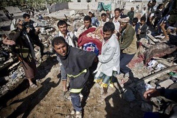 Situácia v Jemene je veľmi zlá.