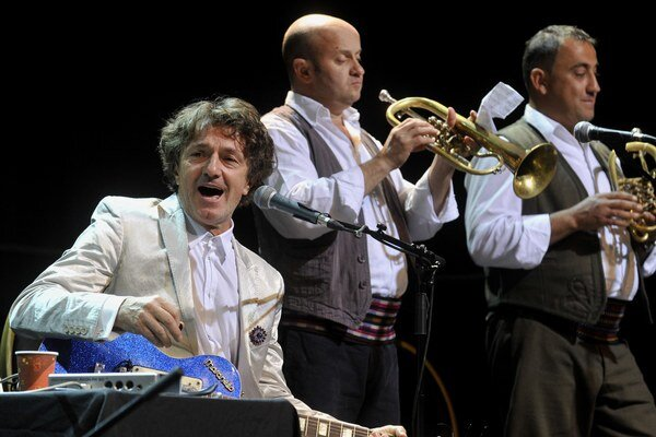 Bregovič bol nesolidárny s Ukrajinou, v Kyjeve koncertovať nebude.