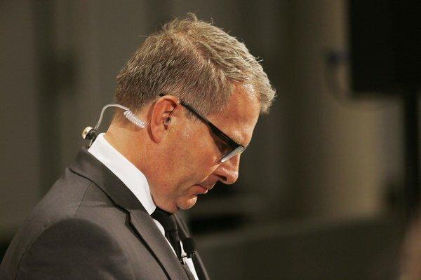 Carsten Spohr, predseda predstavenstva spoločnosti Lufthansa, ktorá je vlastníkom Germanwings.