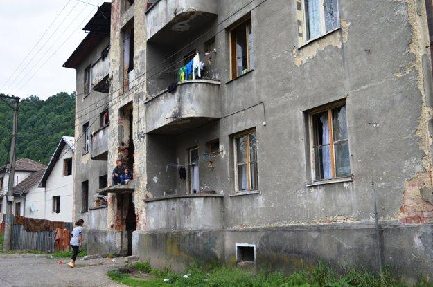 Dom hrôzy v Brezne.